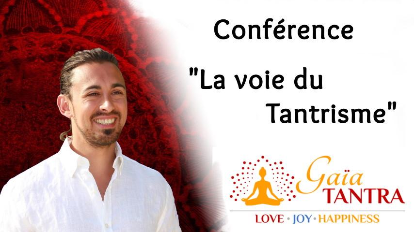 Gaïa Tantra - Conférence