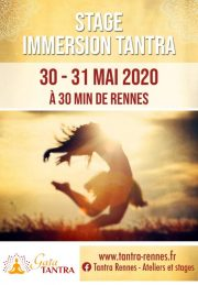 Programme stage immersion Tantra